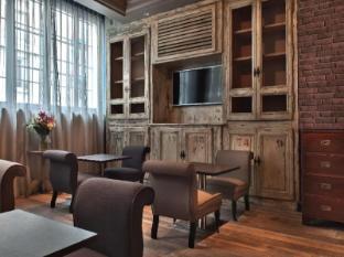 Hotel Le Robinet D'Or Paris - Breakfast room
