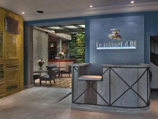 Hotel Le Robinet D'Or Parijs - Receptie