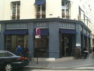 Hotel Le Robinet D'Or Parijs - Hotel exterieur
