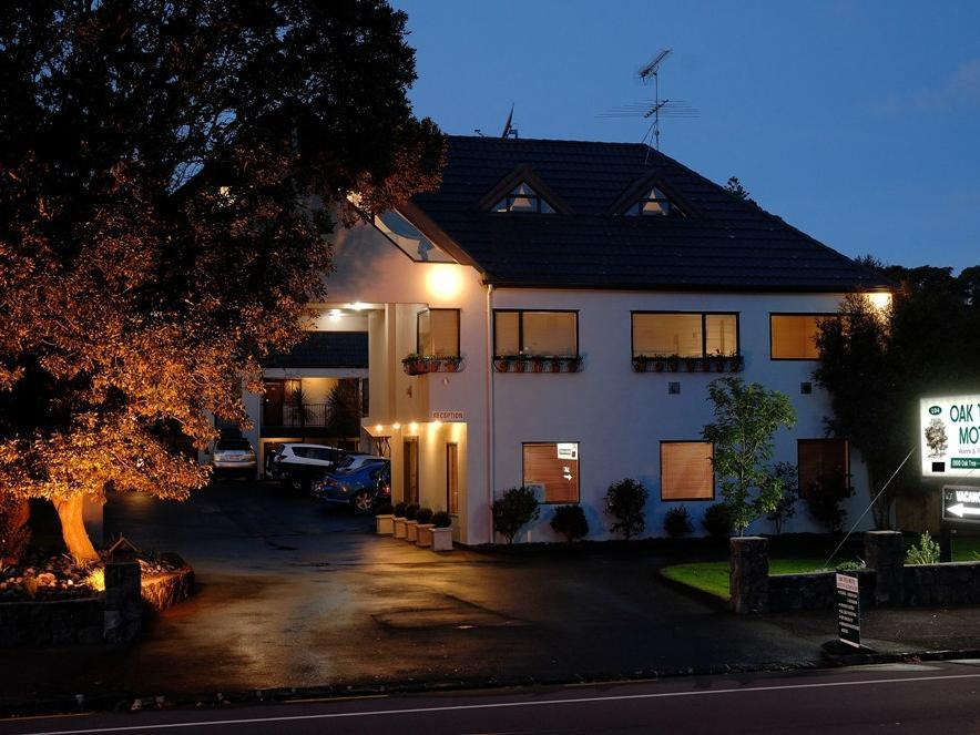 Oak Tree Motel - Hotels and Accommodation in New Zealand, Pacific Ocean And Australia