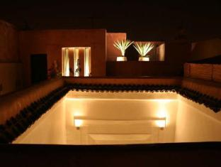 Le Nid by Sanssouci Collection Marrakech - Roof Terrace by Night