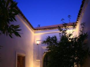 Le Nid by Sanssouci Collection Marrakech - Courtyard at twilight