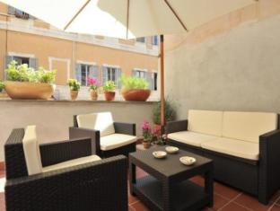 History Suite Rom - Balkon/Terrasse