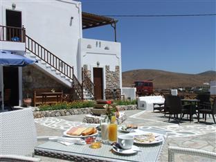 Hotel Castillio Astypalaia - Breakfast
