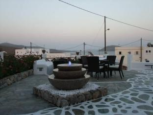 Hotel Castillio Astypalaia - Balcony/Terrace