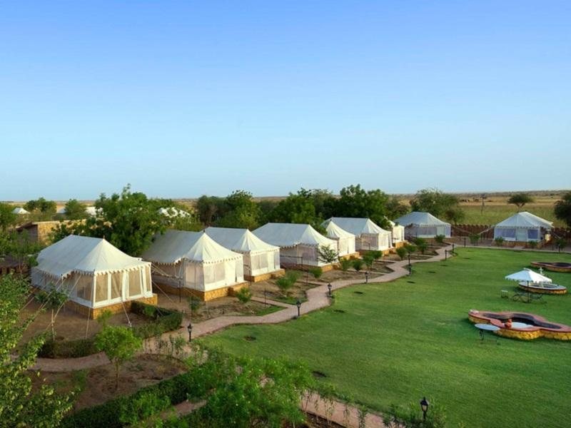 Mirvana Nature Resort and Camp - Hotel and accommodation in India in Jaisalmer