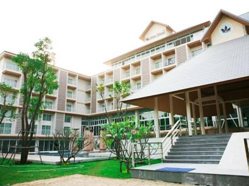 Silverwoods Hotel - Hotels and Accommodation in Thailand, Asia