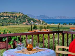 Keri Studios Kostas-Kleopatra Zakynthos Island - Balcony/Terrace