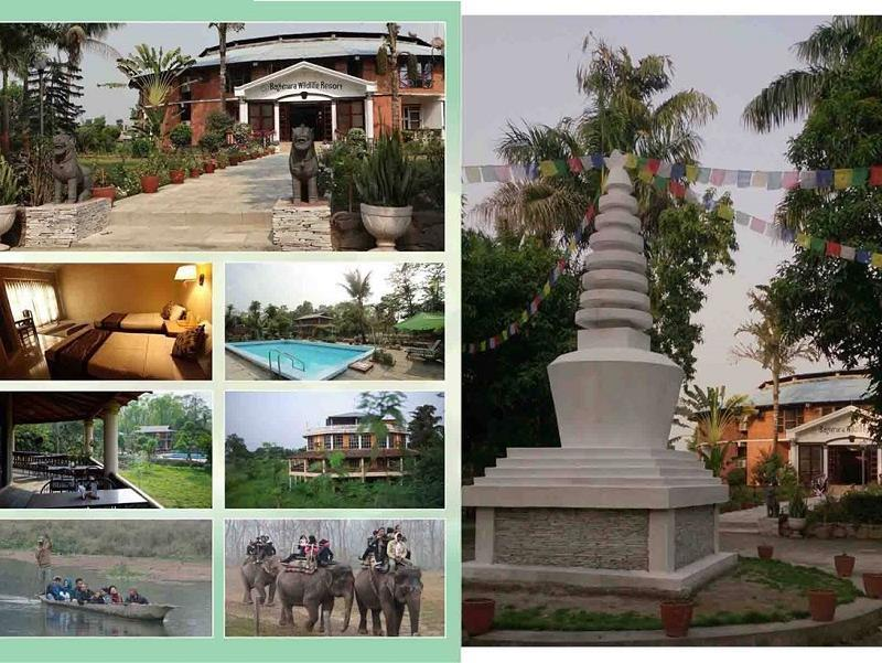 Baghmara Wildlife Resort Chitwan National Park