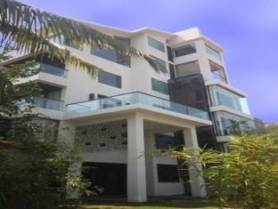 Hotel 16 Degrees North North Goa - Hotel Exterior