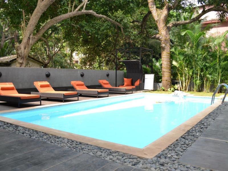 Hotel 16 Degrees North North Goa