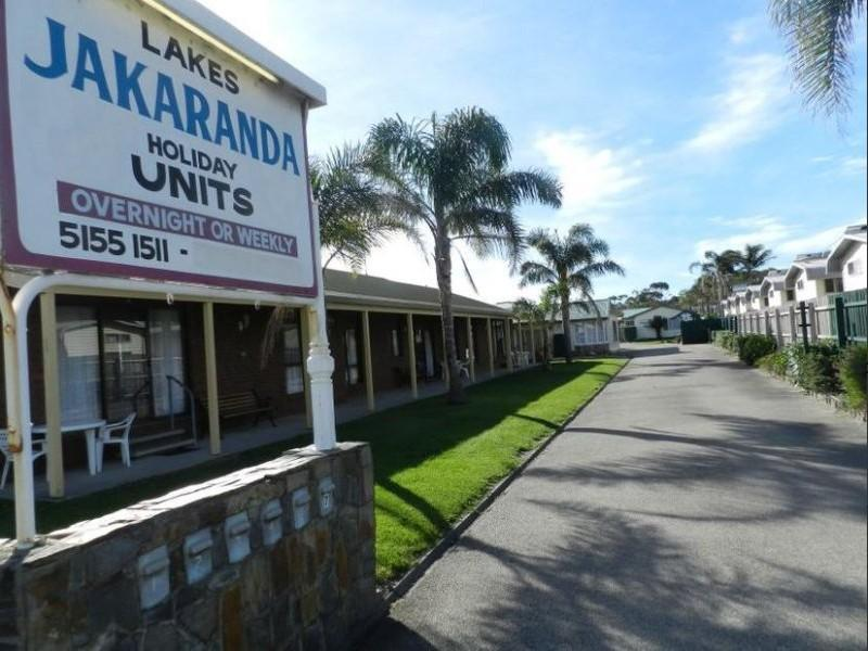 Lakes Jakaranda Holiday Units - Hotell och Boende i Australien , Lakes Entrance
