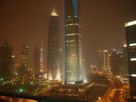 Shanghai Oriental Services Apartment Shanghai
