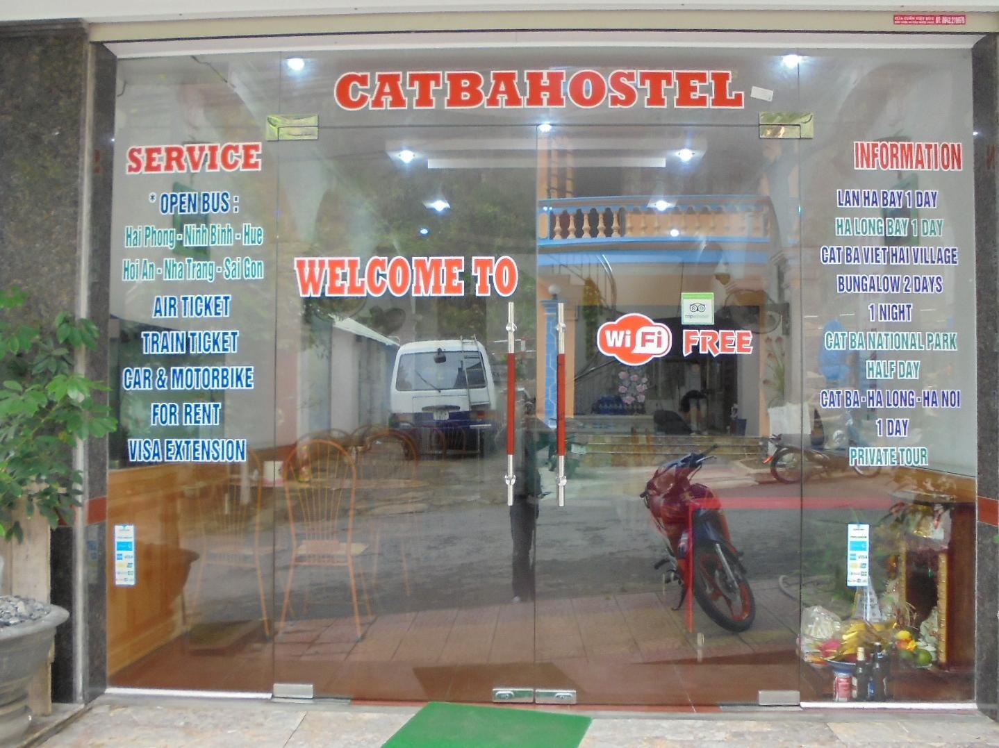 Catba Hostel - Hotell och Boende i Vietnam , Cat Ba Island