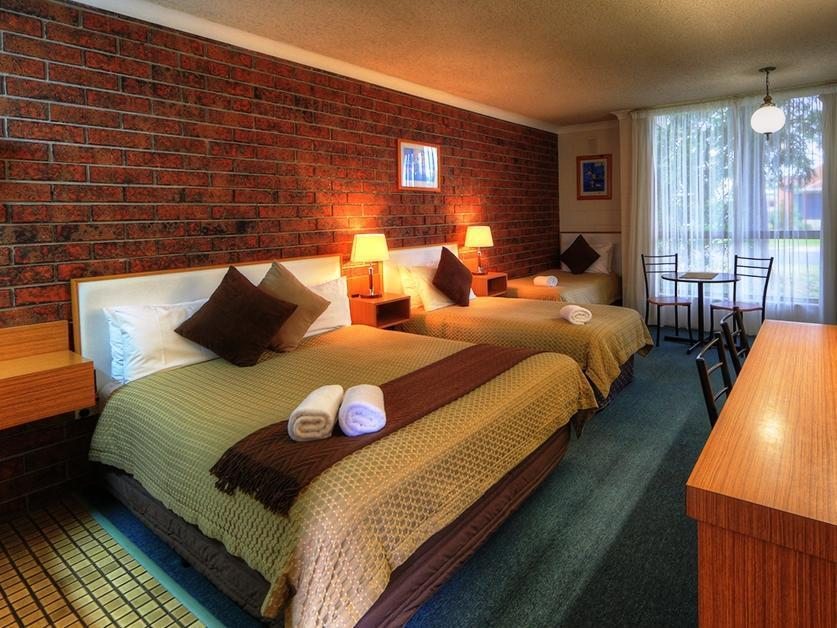 City Garden Motel - Hotell och Boende i Australien , Traralgon