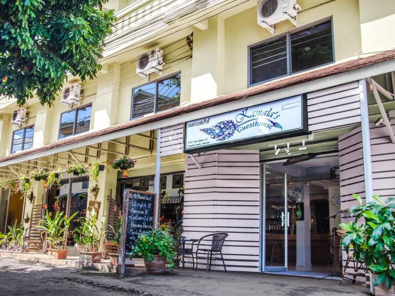 Kamalas Guest House - Hotels and Accommodation in Thailand, Asia