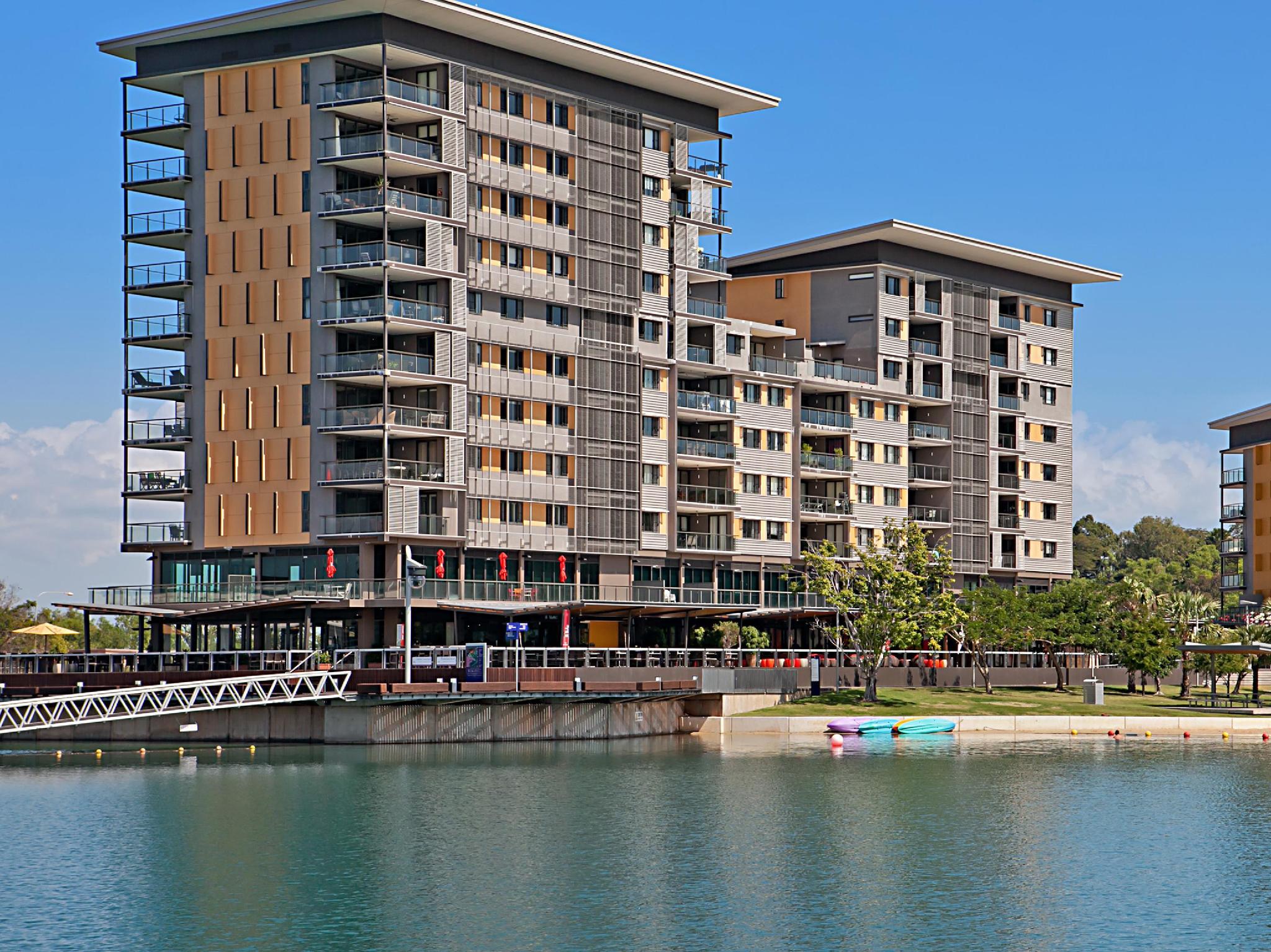 Darwin Waterfront Luxury Apartments - Hotell och Boende i Australien , Darwin