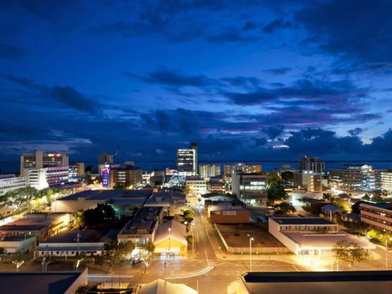 City Lights Apartments - Hotell och Boende i Australien , Darwin