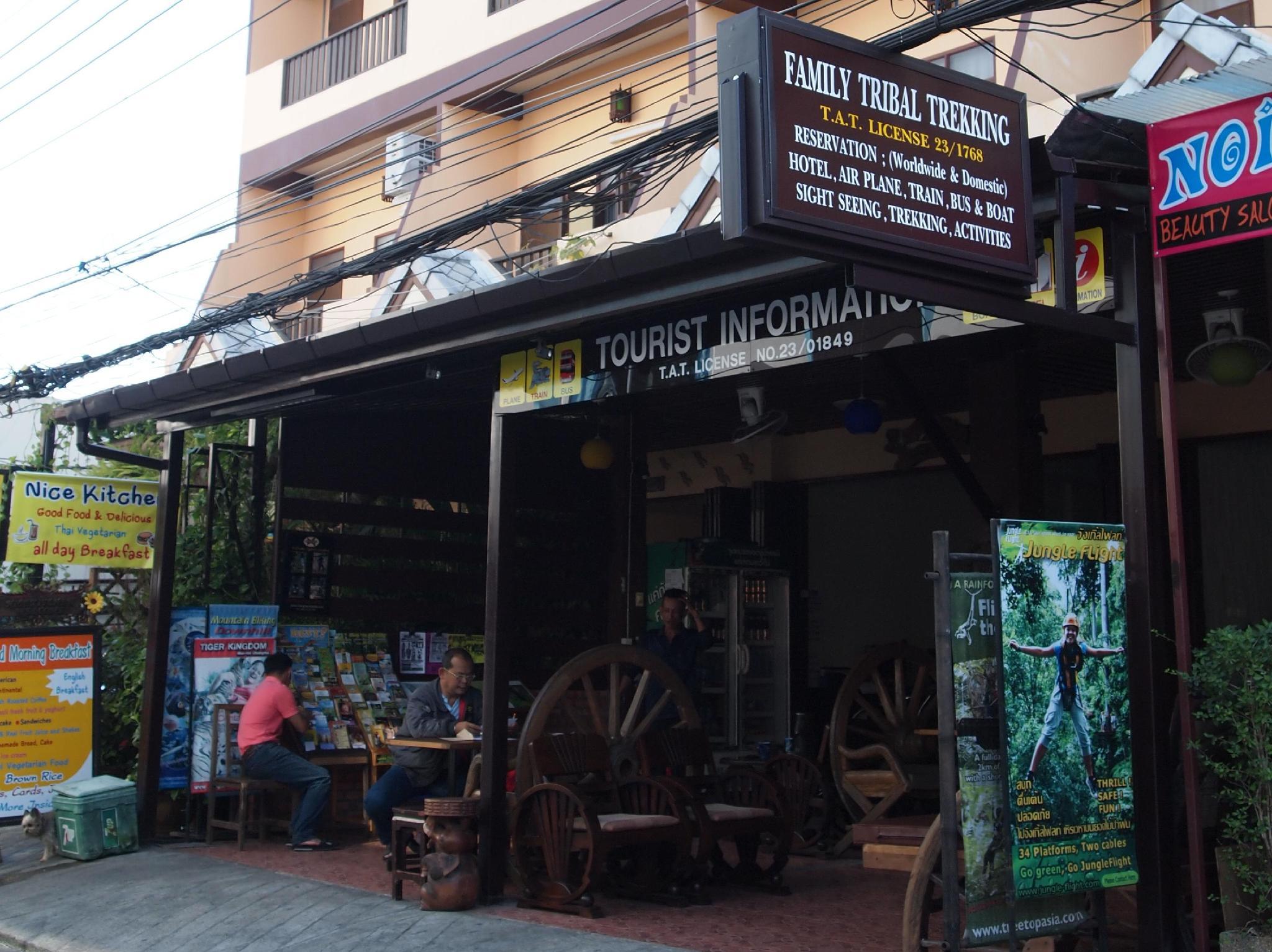 Hotell Family Boutique Home   Travel i , Chiang Mai. Klicka för att läsa mer och skicka bokningsförfrågan