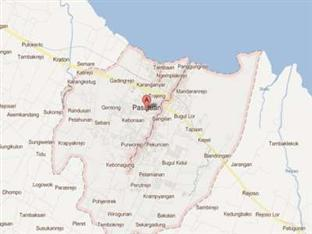 Villa Mirama Pasuruan - Map