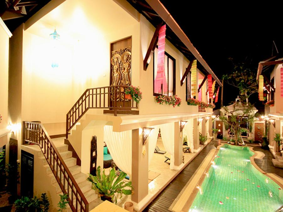 Devara Pool Villa - Hotels and Accommodation in Thailand, Asia