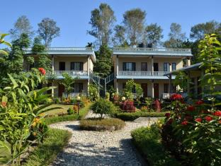 Chitwan Village Resort Национален Парк Читиуан - Фасада на хотела