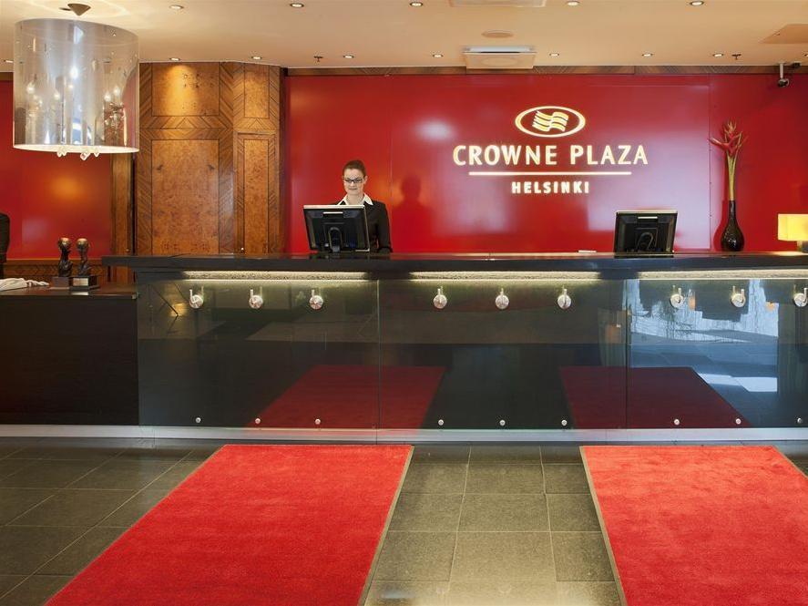 Crowne Plaza Helsinki Hotel