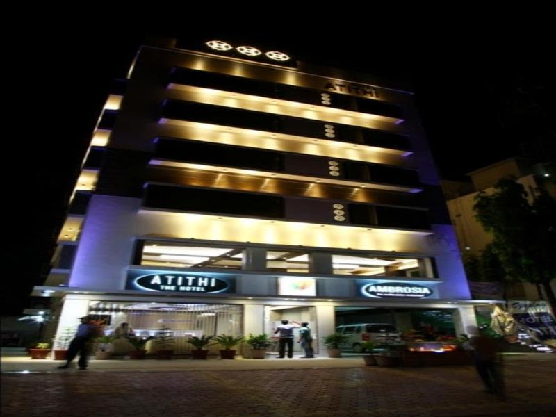 Hotel Atithi - Hotel and accommodation in India in Ahmedabad