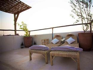 Riad Shambala Marrakech - Terrace