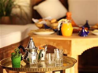 Riad Shambala Marrakech - Lounge