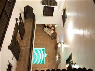 Riad Shambala Marrakech - Patio