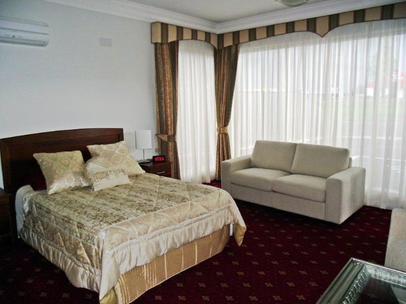 503 On Princes Drive Motel - Hotell och Boende i Australien , Morwell