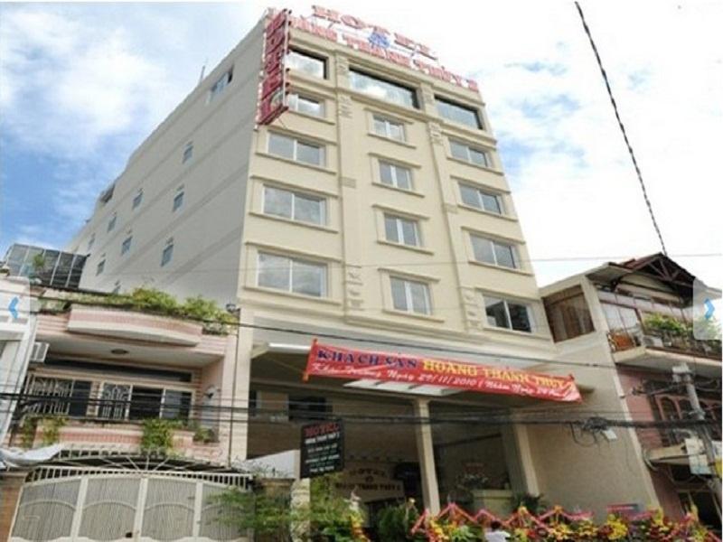 Hoang Thanh Thuy 2 Hotel - Hotell och Boende i Vietnam , Ho Chi Minh City