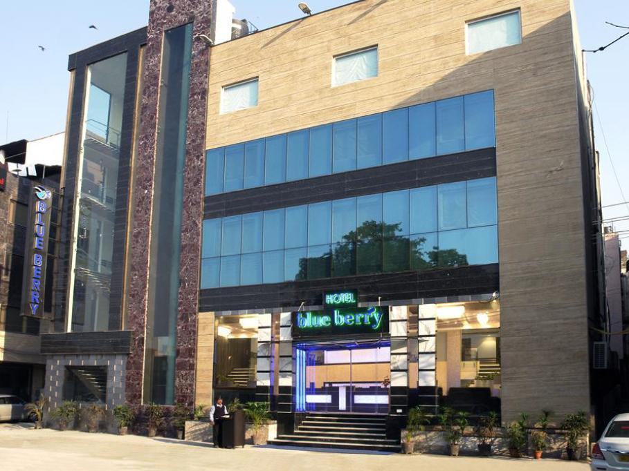 Hotel Blueberry New Delhi og NCR