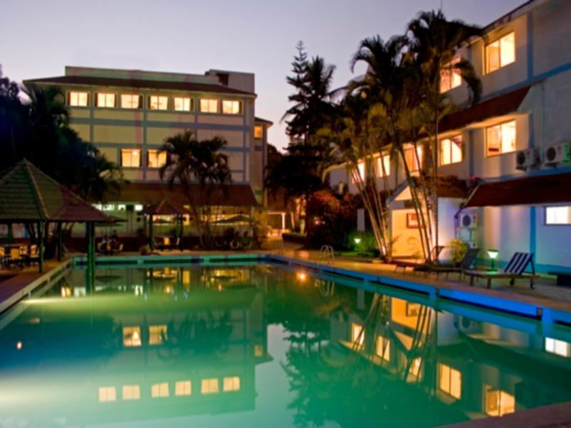 Ramanashree California Resort -Yelahanka - Hotel and accommodation in India in Bengaluru / Bangalore
