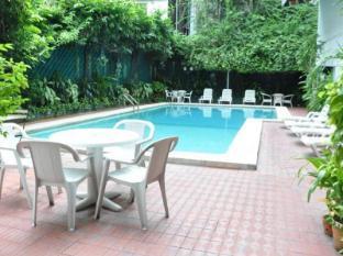 Trocadero Hotel Bangkok Bangkok - Swimming Pool