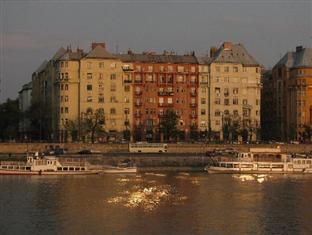 Balcony Apartment Budapest Budapest - Exterior del hotel