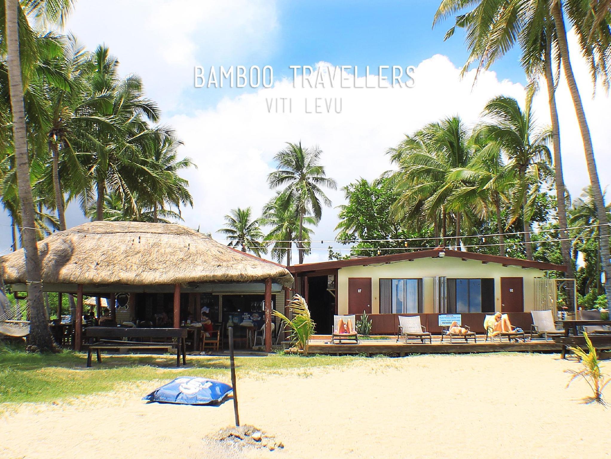 Bamboo Backpackers Hostel - Hotell och Boende i Fiji i Stilla havet och Australien