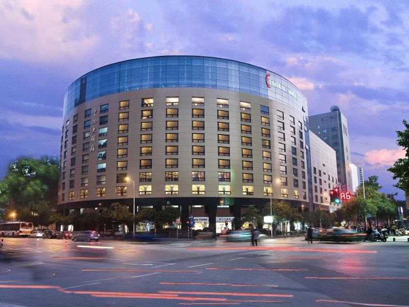 Nanjing Central Hotel - Nanjing