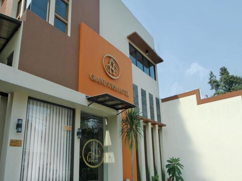 Grand Surya Hotel Yogyakarta Yogyakarta - Exterior