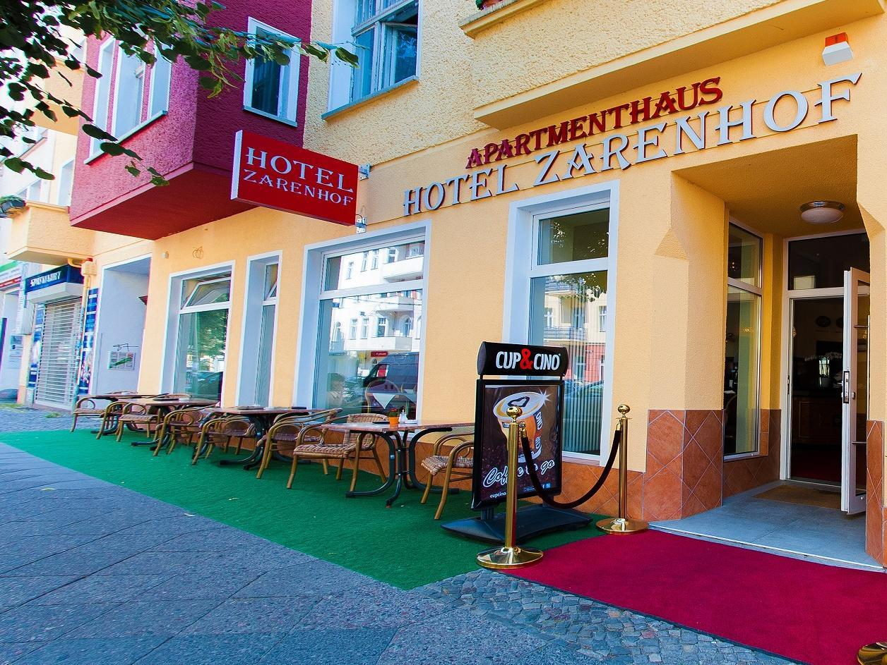 Hotel & Apartments Zarenhof Berlin Friedrichshain Berlino