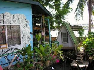 피맨 리버 뷰 게스트 하우스 방콕 - 호텔 외부구조
