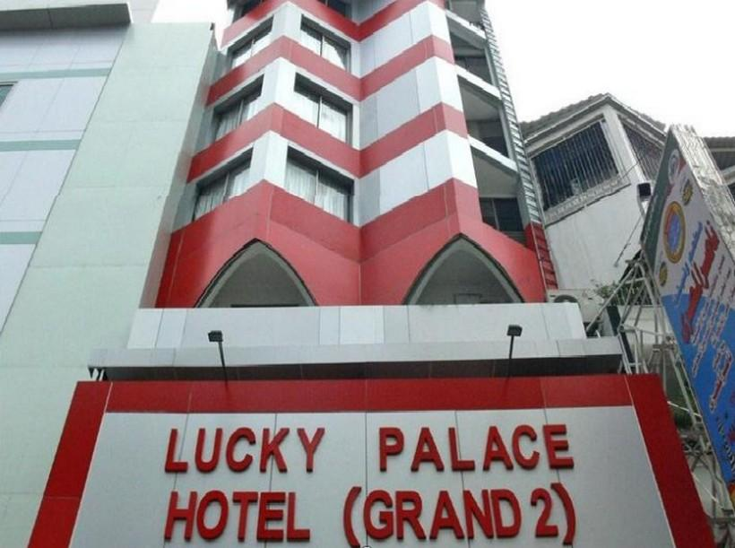 Lucky Palace Hotel - Hotels and Accommodation in Thailand, Asia
