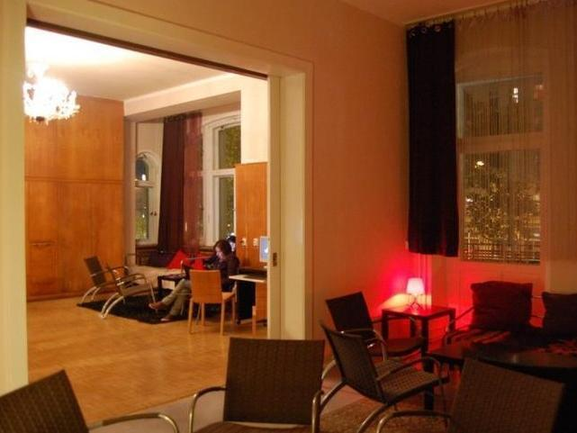 Goldmarie Hostel Berlin - Hotel Interior