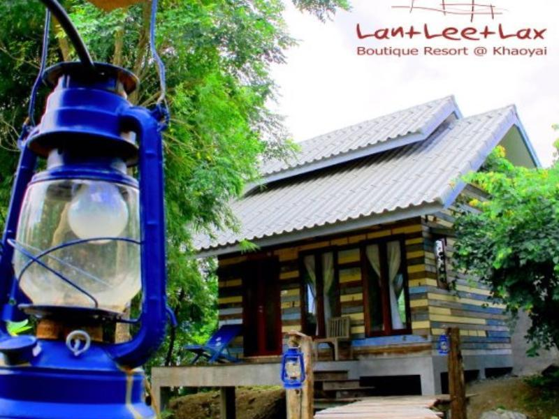 Hotell Lan Lee Lax Boutique Resort @ Khaoyai i , Khao Yai / Nakhonratchasima. Klicka för att läsa mer och skicka bokningsförfrågan
