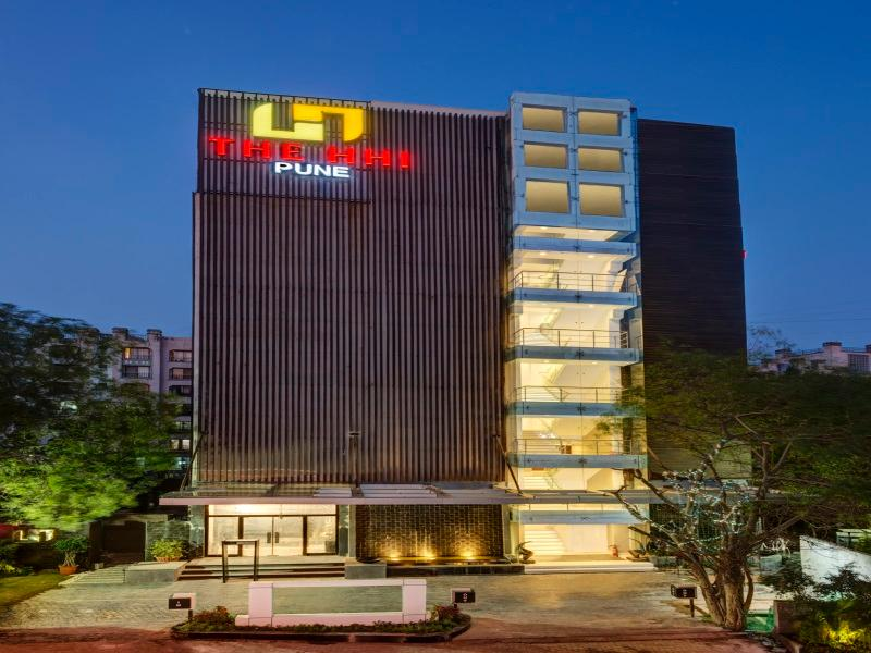 The Hotel Hindusthan International - Pune