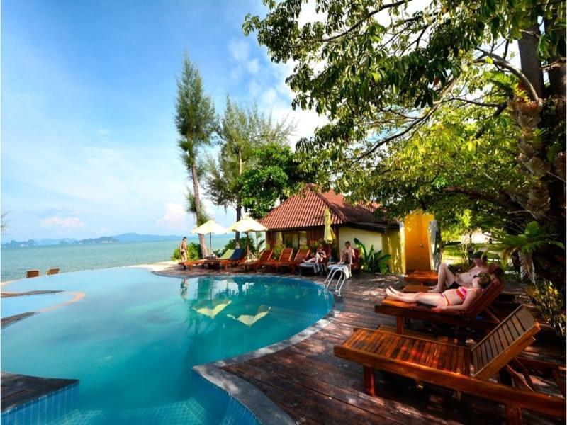 Hotell Thiwson Beach Resort i Koh_Yao_Yai_-tt-_Koh_Yao_Noi, Phuket. Klicka för att läsa mer och skicka bokningsförfrågan