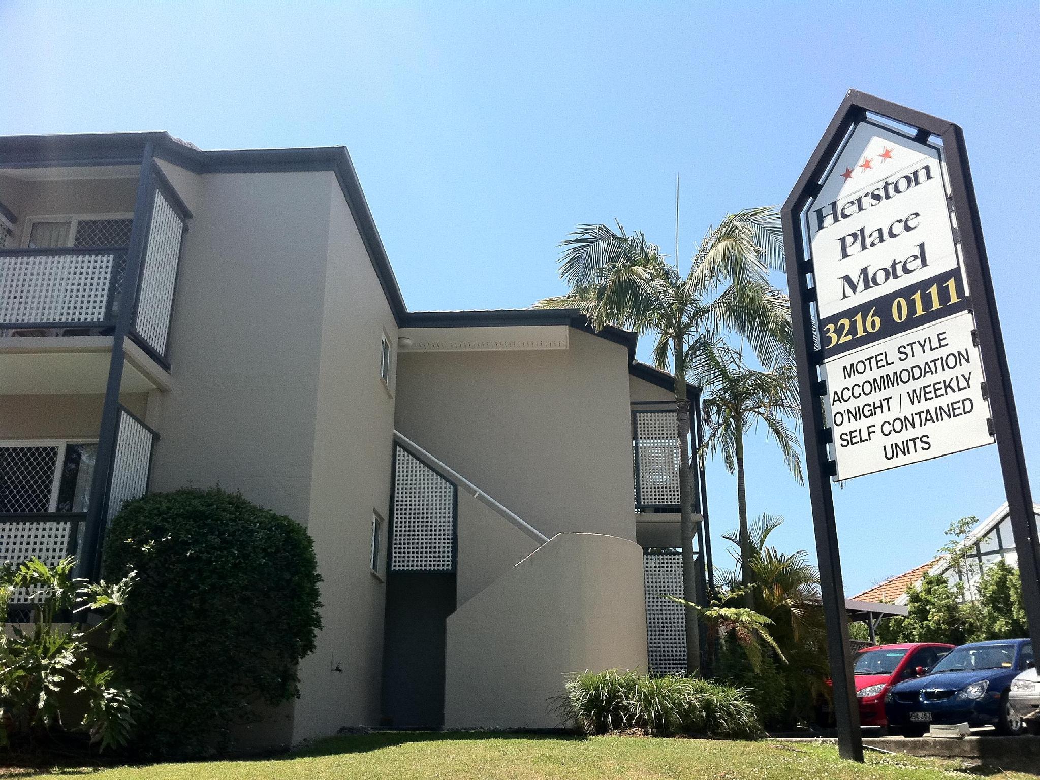 Herston Place Motel - Hotell och Boende i Australien , Brisbane