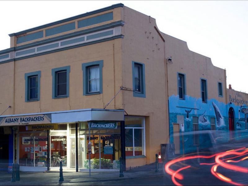 Albany Backpackers - Hotell och Boende i Australien , Albany