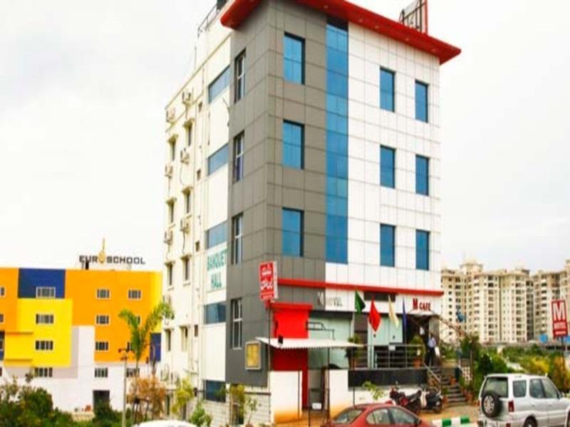 M Hotel Gachibowli - Hyderabad